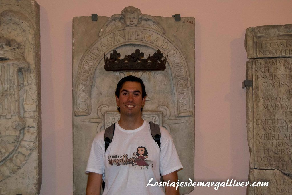 Colección visigoda de Mérida - Los viajes de Margalliver